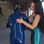 Gal Luciana – My Rubber Victim